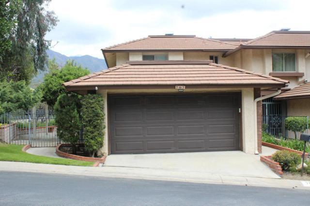 707 Starlight Heights Drive, La Canada Flintridge, CA 91011 (#819003414) :: Lydia Gable Realty Group