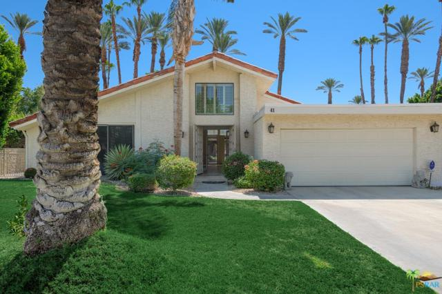 41 Lincoln Place, Rancho Mirage, CA 92270 (#19488930PS) :: Lydia Gable Realty Group