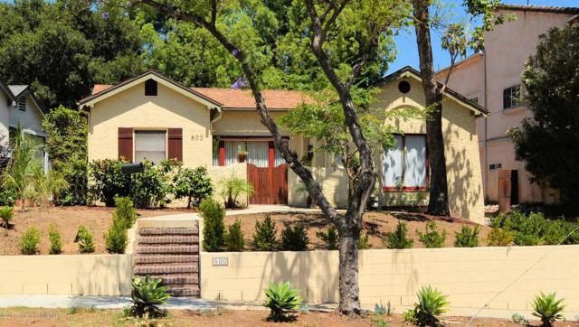 500 Fremont Avenue, South Pasadena, CA 91030 (#819003419) :: Paris and Connor MacIvor