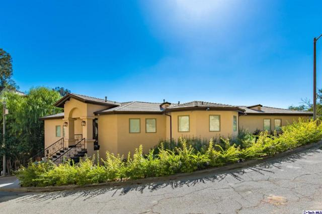 2625 Hargrave Drive, Los Angeles (City), CA 90068 (#319002938) :: The Pratt Group