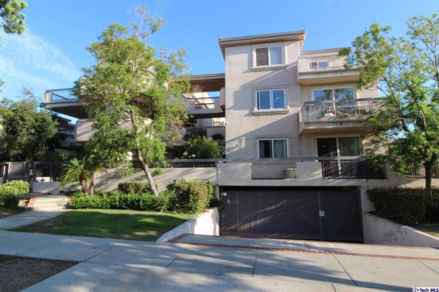 400 Cameron Place #302, Glendale, CA 91207 (#319002955) :: The Pratt Group