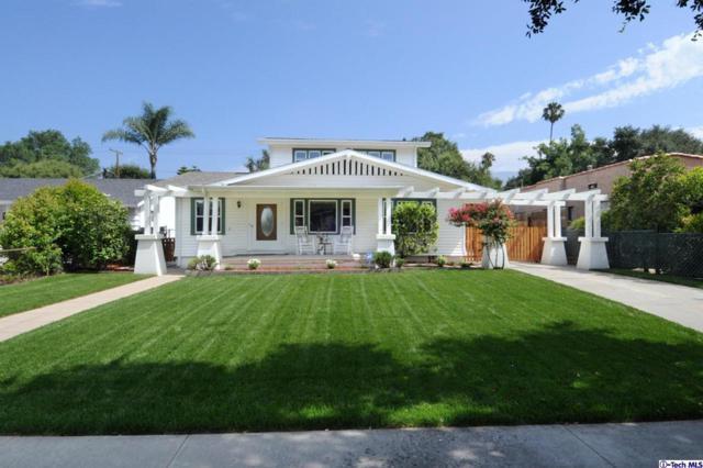1757 Las Lunas Street, Pasadena, CA 91106 (#319002961) :: The Pratt Group