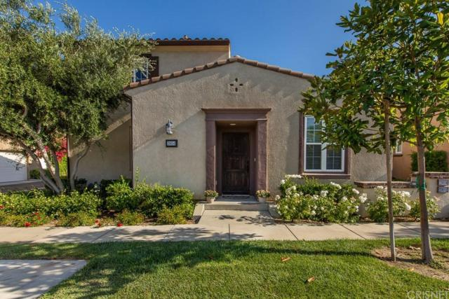 20054 Pienza Lane, PORTER RANCH, CA 91326 (#SR19177826) :: The Pratt Group