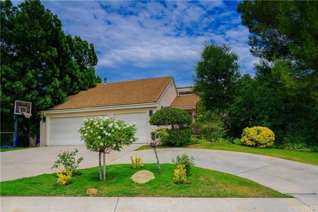 10 Bronco Lane, Bell Canyon, CA 91307 (#SR19179694) :: The Pratt Group