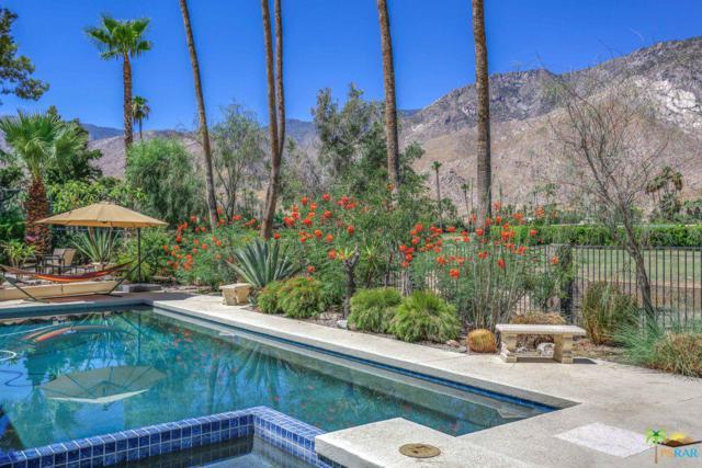 2719 Bonita  Circle, Palm Springs, CA 92264 (#19491670PS) :: Randy Plaice and Associates