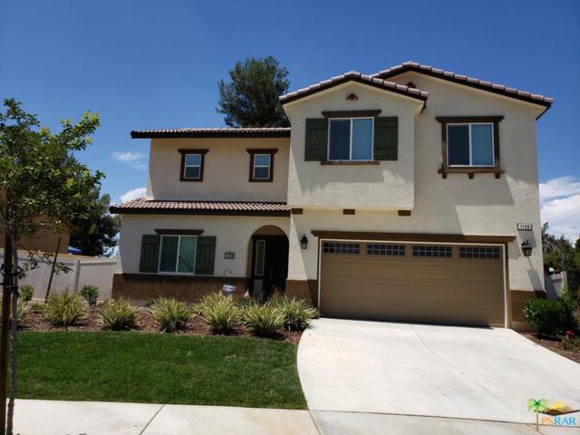1196 Pinehurst Drive, Calimesa, CA 92320 (#19493612PS) :: Randy Plaice and Associates