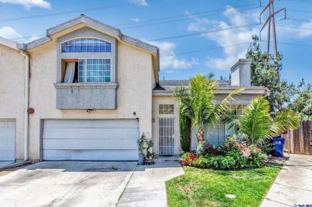 11965 Terra Bella Street #8, Sylmar, CA 91342 (#319003041) :: The Pratt Group