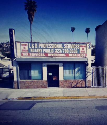 3849 E Cesar E Chavez Avenue, Los Angeles (City), CA 90063 (#819003614) :: Paris and Connor MacIvor