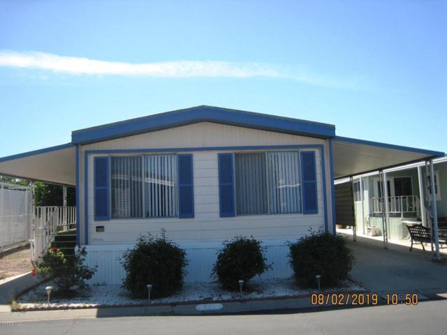 250 E Telegraph Road #190, Fillmore, CA 93015 (#219009726) :: Lydia Gable Realty Group