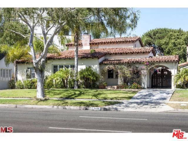 6419 San Vicente, Los Angeles (City), CA 90048 (#19496122) :: The Agency