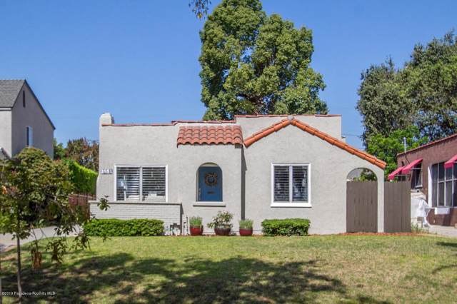 2051 Stratford Avenue, South Pasadena, CA 91030 (#819003648) :: TruLine Realty