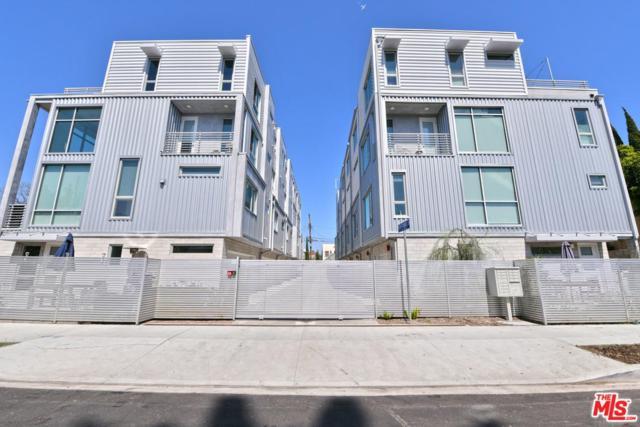 6016 W Beachwood Ln Lane, Hollywood, CA 90038 (#19496378) :: The Agency