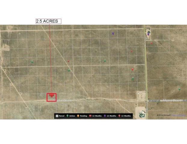 11500 W Avenue G, Antelope Acres, CA 93536 (#SR19186429) :: The Parsons Team