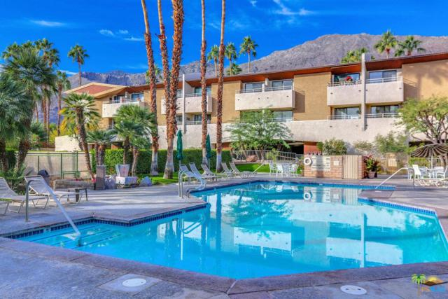 471 S Calle El Segundo C3, Palm Springs, CA 92262 (#19496184PS) :: The Pratt Group