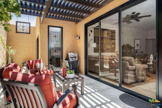 4831 N Winners Circle A, Palm Springs, CA 92264 (MLS #19495990PS) :: Brad Schmett Real Estate Group