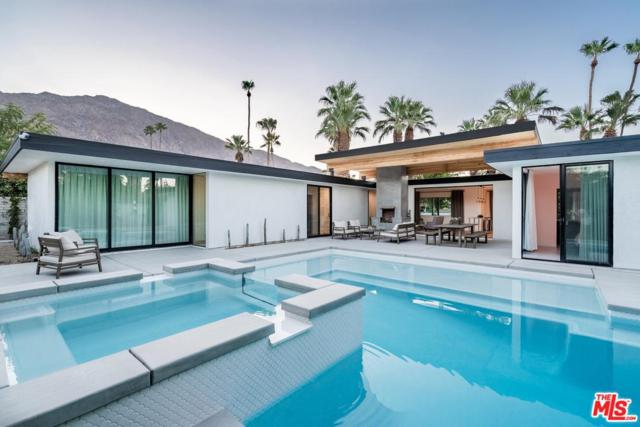 477 E Avenida Palmera, Palm Springs, CA 92264 (#19453084) :: The Pratt Group