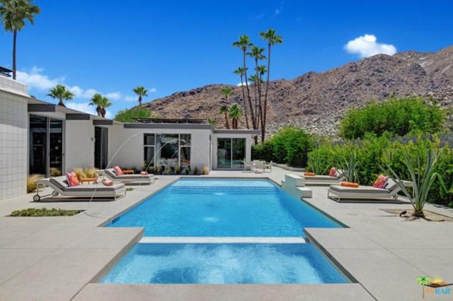 953 N Rose Avenue, Palm Springs, CA 92262 (#19497230PS) :: DSCVR Properties - Keller Williams