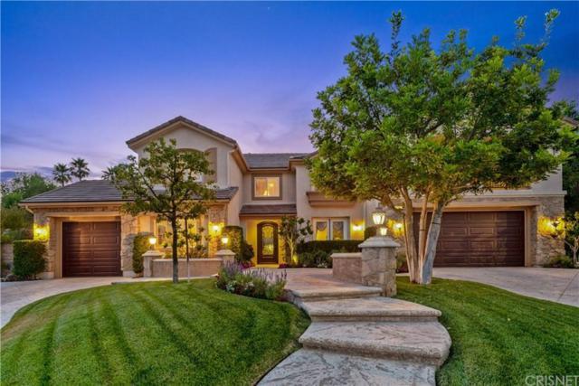 12215 Hondero Court, Granada Hills, CA 91344 (#SR19186220) :: Paris and Connor MacIvor