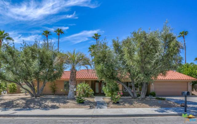 2497 E Santa Ynez Way, Palm Springs, CA 92264 (#19495174PS) :: Randy Plaice and Associates