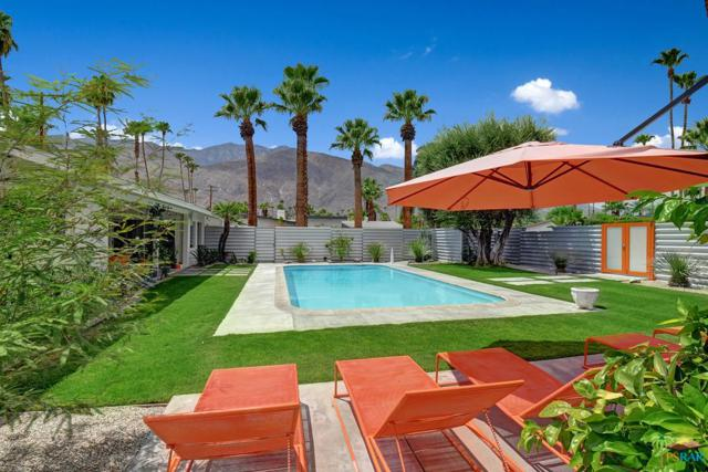 1379 E San Lorenzo Road, Palm Springs, CA 92264 (#19497732PS) :: The Parsons Team