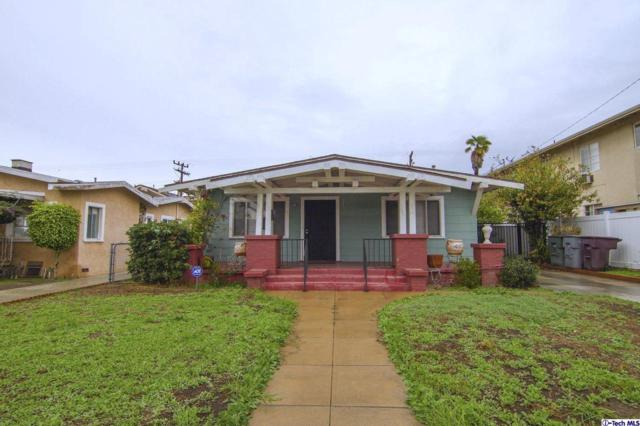 421 Salem Street, Glendale, CA 91203 (#319003258) :: The Pratt Group