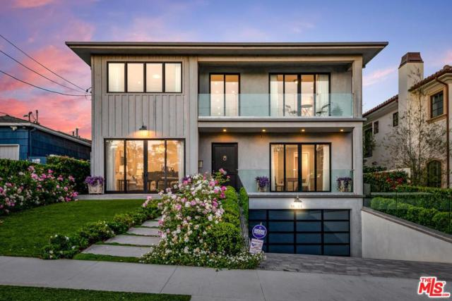 15281 De Pauw Street, Pacific Palisades, CA 90272 (#19494262) :: TruLine Realty