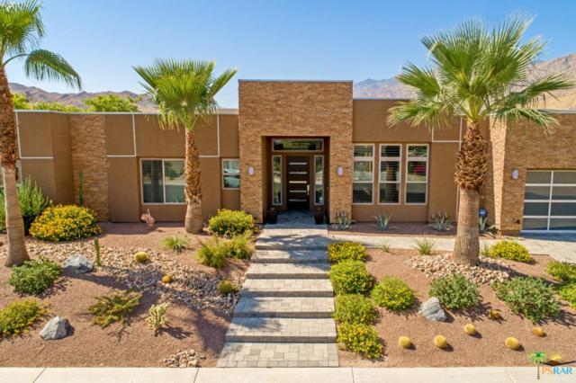 701 La Estrella, Palm Springs, CA 92264 (#19496652PS) :: TruLine Realty
