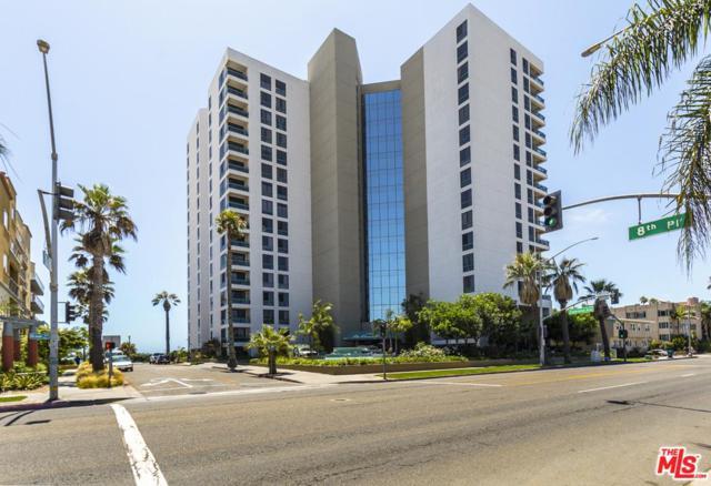 1310 E Ocean #603, Long Beach, CA 90802 (#19487316) :: The Pratt Group
