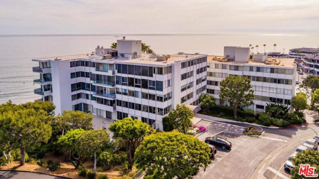 17366 W Sunset Boulevard #202, Pacific Palisades, CA 90272 (#19498284) :: TruLine Realty