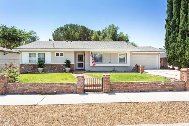 2390 E Brower Street E, Simi Valley, CA 93065 (#219010043) :: The Agency