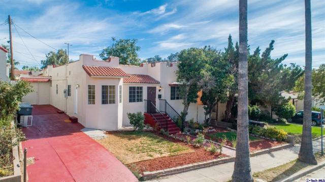 1414 E Acacia Avenue, Glendale, CA 91205 (#319003291) :: The Pratt Group