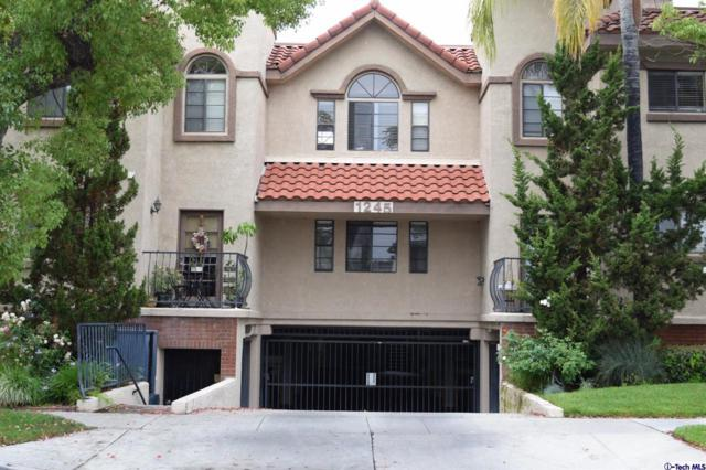 1245 Orange Grove Avenue #208, Glendale, CA 91205 (#319003295) :: The Pratt Group