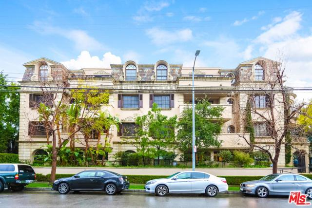 850 N Croft Avenue #406, Los Angeles (City), CA 90069 (#19498866) :: The Agency