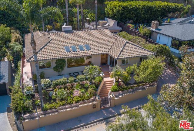 1305 Sunset Plaza Drive, Los Angeles (City), CA 90069 (#19498898) :: Golden Palm Properties