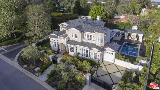524 N Tigertail Road, Los Angeles (City), CA 90049 (#19490280) :: Golden Palm Properties