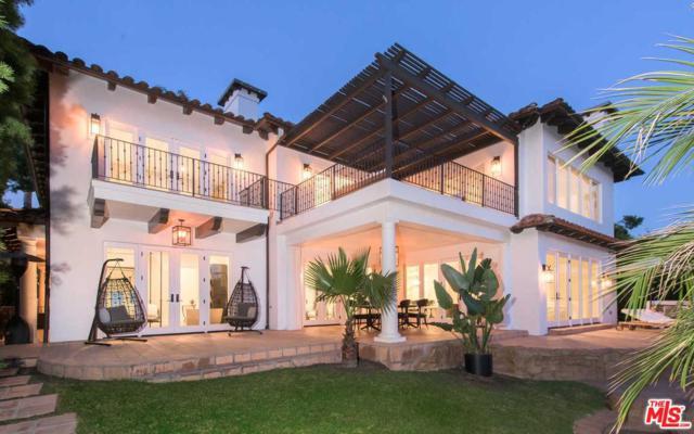 9928 Toluca Lake Avenue, Toluca Lake, CA 91602 (#19497906) :: Golden Palm Properties