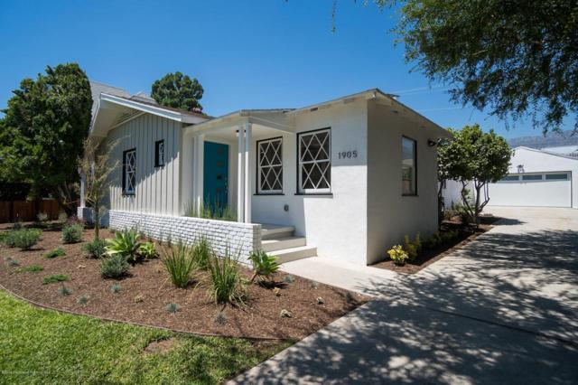 1905 E Mountain Street, Pasadena, CA 91104 (#819003773) :: Golden Palm Properties