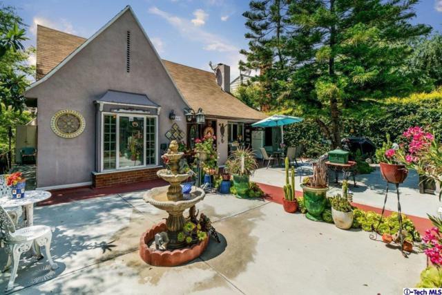 1627 N Verdugo Road, Glendale, CA 91208 (#319003296) :: Golden Palm Properties