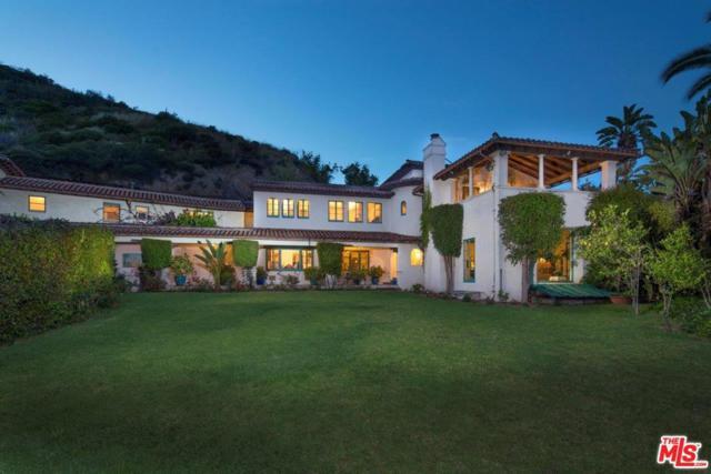 9641 Royalton Drive, Beverly Hills, CA 90210 (#19499338) :: Golden Palm Properties