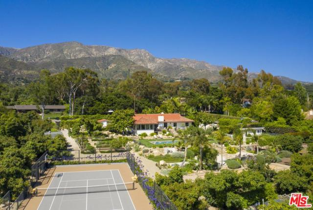 2255 Featherhill Road, Santa Barbara, CA 93108 (#19499394) :: Golden Palm Properties