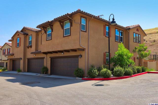 2491 Blossom Ridge Court #2, Simi Valley, CA 93063 (#319003316) :: The Pratt Group