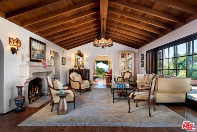 2166 Mission Ridge Road, Santa Barbara, CA 93103 (#19499414) :: Golden Palm Properties
