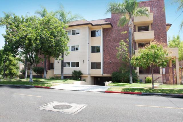 318 N Adams Street #304, Glendale, CA 91206 (#819003782) :: The Parsons Team