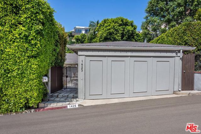 1425 Belfast Drive, Los Angeles (City), CA 90069 (#19499168) :: Golden Palm Properties