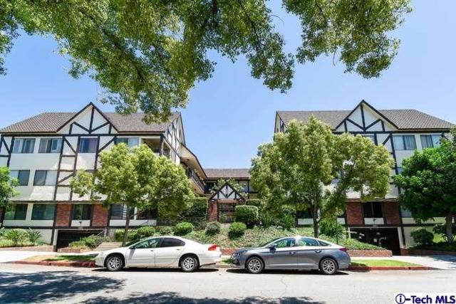 234 N Kenwood Street #106, Glendale, CA 91206 (#319003253) :: The Pratt Group