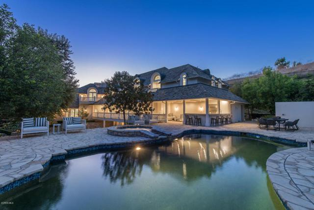 1064 Lakeview Canyon Road, Westlake Village, CA 91362 (#219010129) :: TruLine Realty