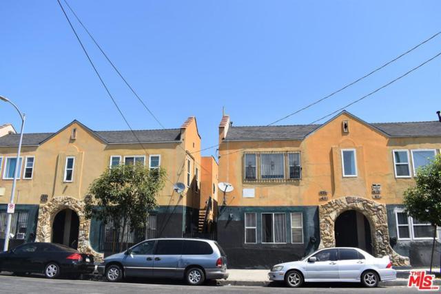 807 W 43RD Street, Los Angeles (City), CA 90037 (#19499628) :: Paris and Connor MacIvor