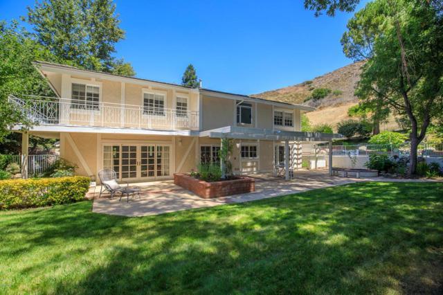 4098 Skelton Canyon Circle, Westlake Village, CA 91362 (#219010140) :: TruLine Realty