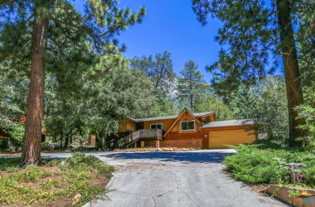 25440 Rim Rock Road, Idyllwild, CA 92549 (#19499506PS) :: Randy Plaice and Associates