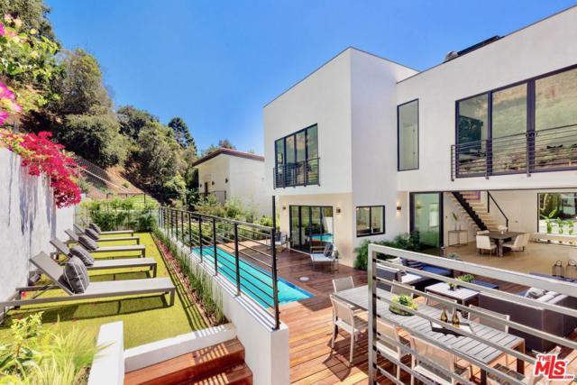 2044 Benedict Canyon Drive, Beverly Hills, CA 90210 (#19497466) :: Golden Palm Properties